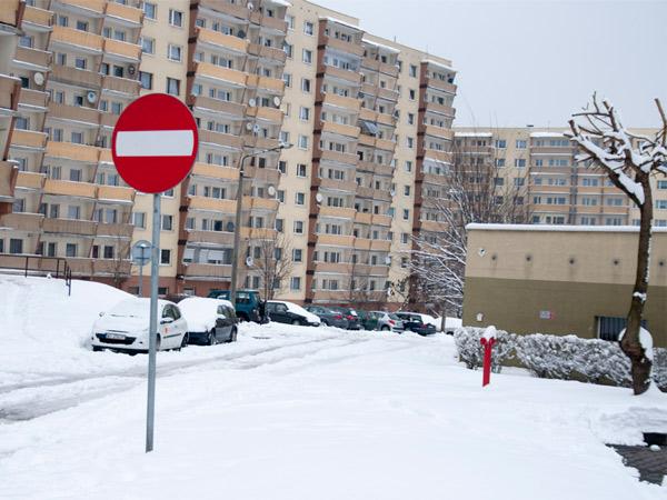 Zakaz (śniegu)