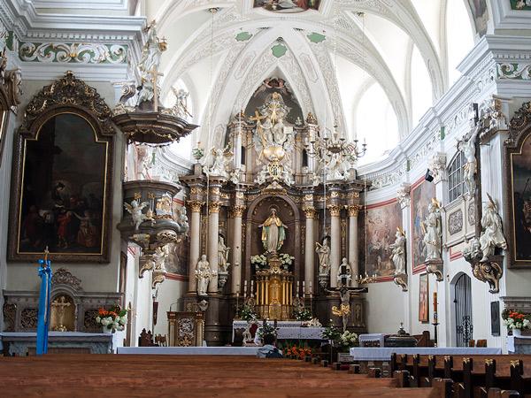 Kościół pod wezwaniem Narodzenia NMP