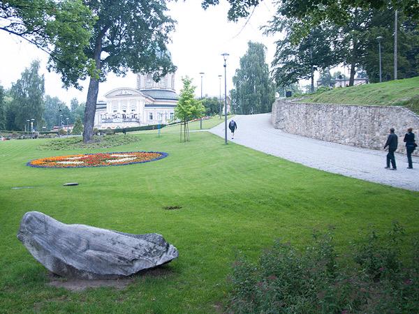 Zdjęcie - W parku