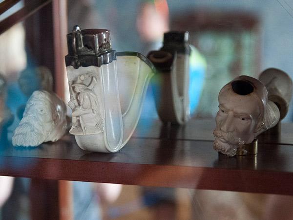 Fajki z kości słoniowej