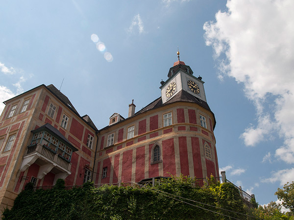 Zamek w Javorniku