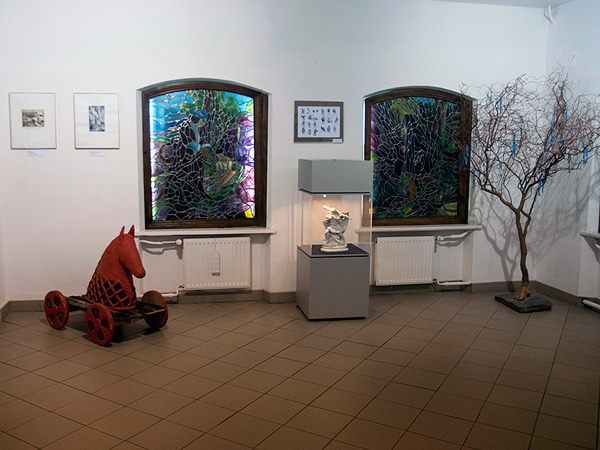 Dom Gerharta i Carla Hauptmannów
