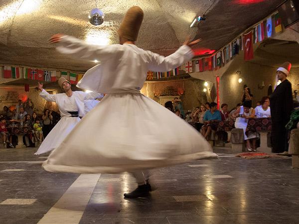 Taniec derwiszów