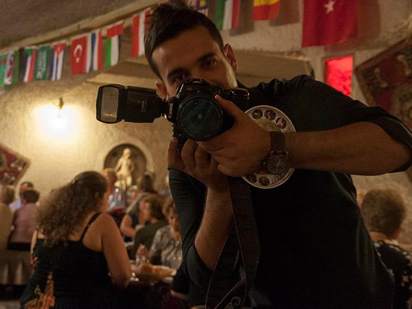 Turecki fotograf