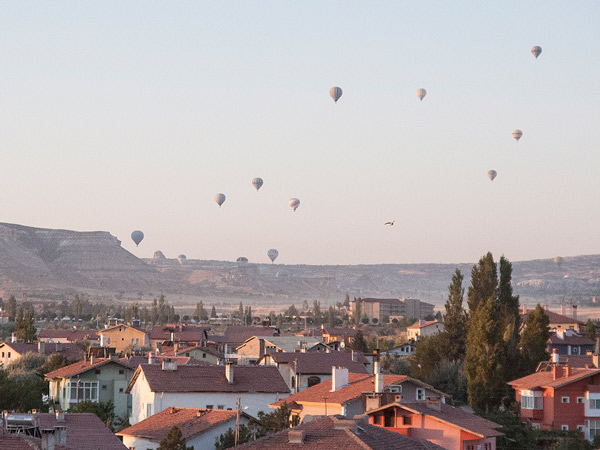 Zdjęcie - Lot balonem