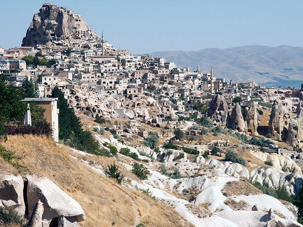 Turcja, Kapadocja