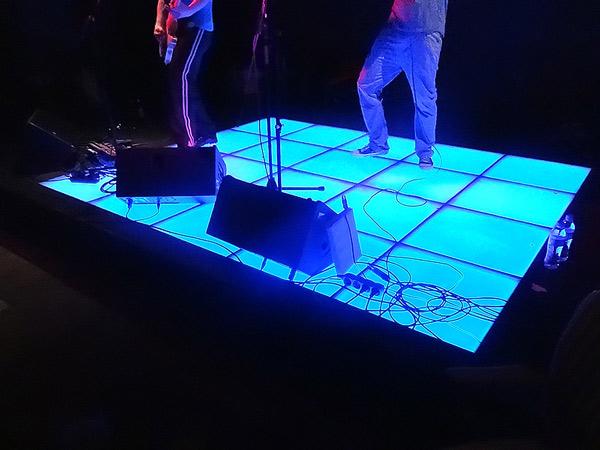 Zdjęcie - Podłoga disco