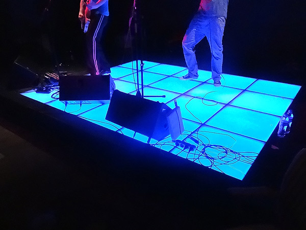 Podłoga disco