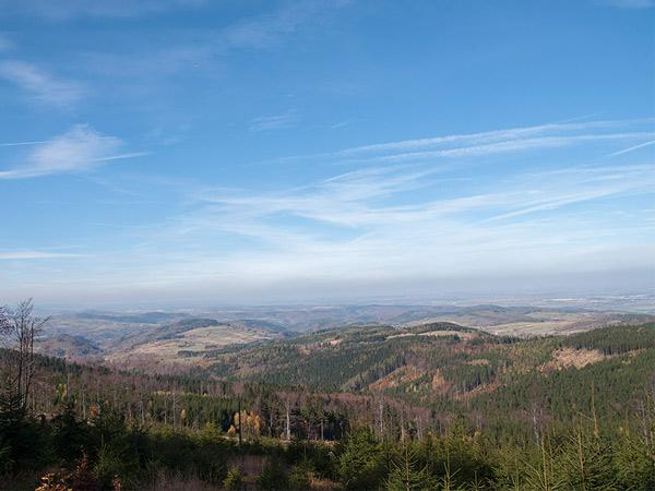 Zdjęcie - Zejście z Wielkiej Sowy