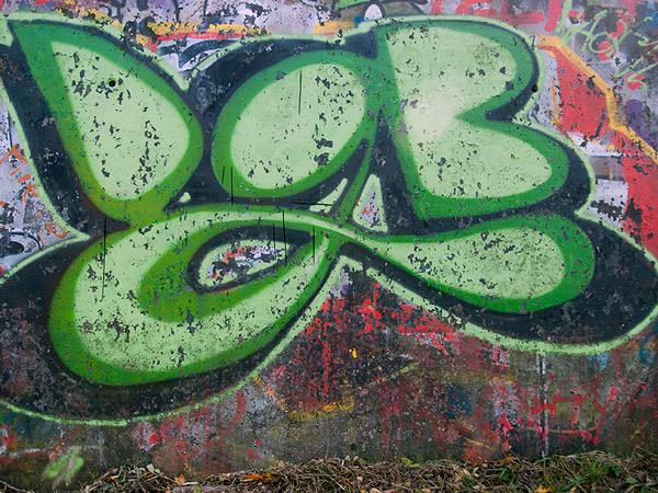 Murale nie podnosi morale