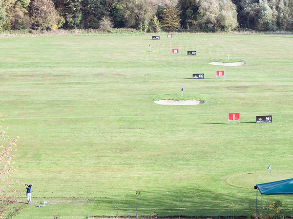 Zdjęcie - Pole golfowe