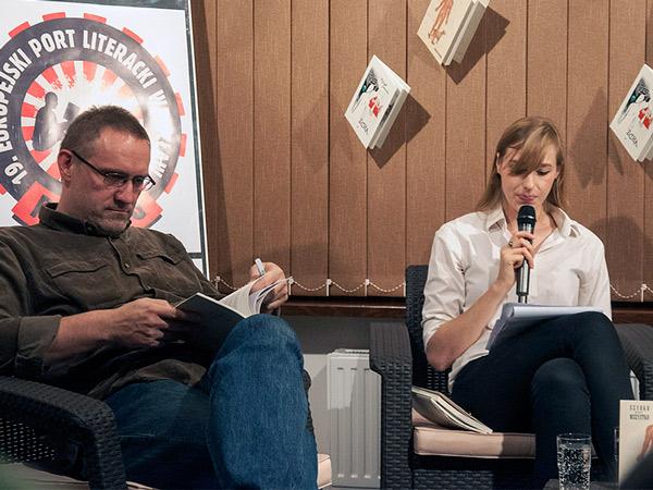 Marta Koronkiewicz i Wojciech Bonowicz