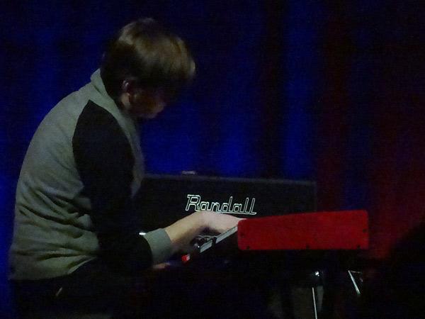Michał pianista