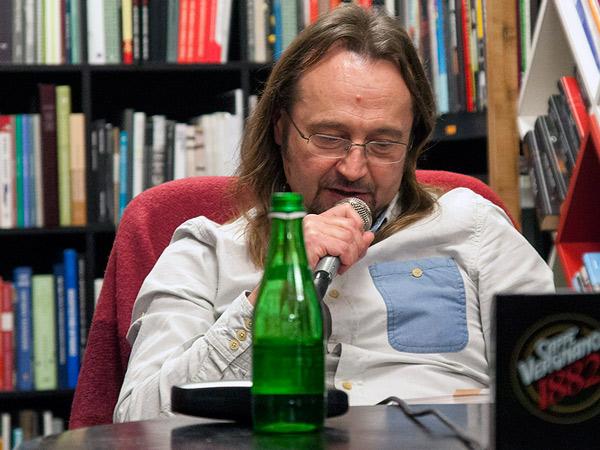 Jacek Bierut czyta Pornofonię