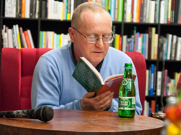Karol Maliszewski czyta Przemyśl-Szczecin