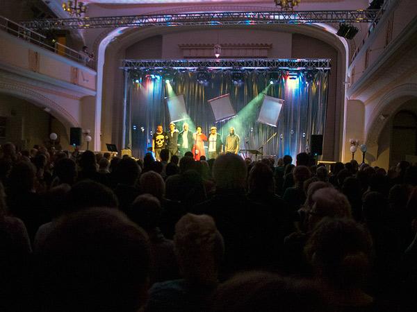Zdjęcie - Publiczność wreszcie wstała