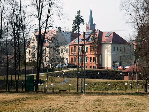 Hotel Niemcza i okolica