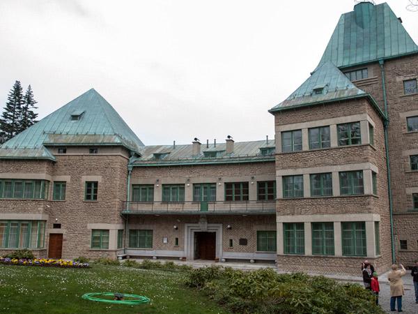 Zamek Prezydencki, Wisła
