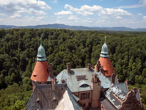 Zdjęcie - Widok z wieży