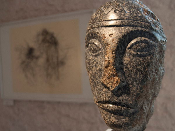 Kamienna twarz