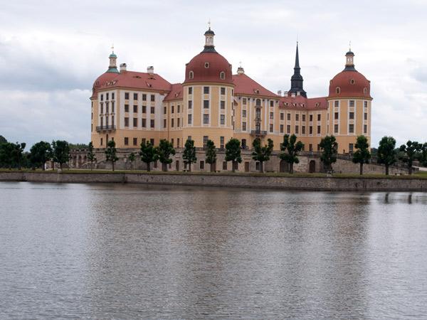 Zdjęcie - Zamek na wodzie