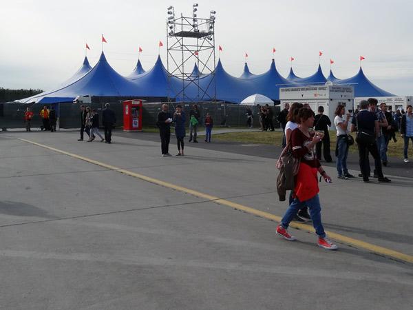Zdjęcie - Tent Stage