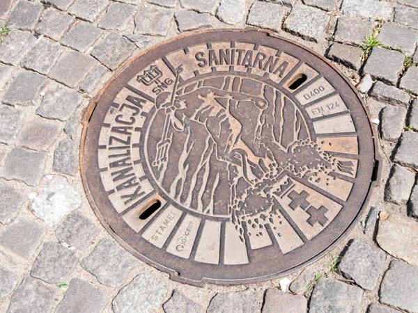 Zdjęcie - Kanalizacja Sanitarna