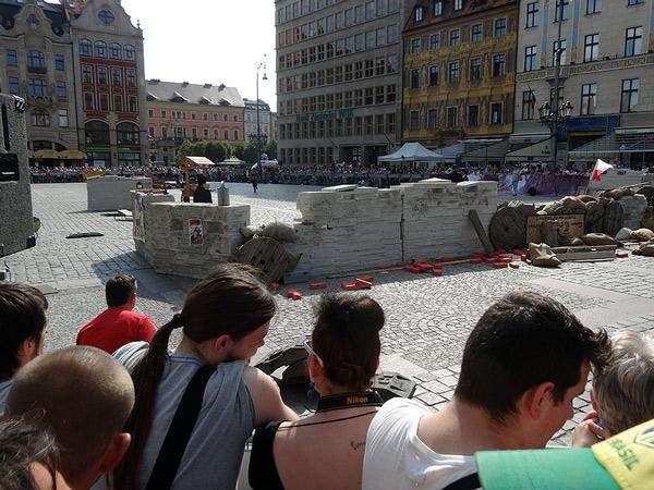 Powstanie Warszawskie we Wrocławiu