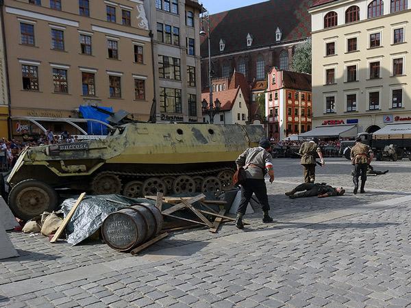 Wrocław - Warszawa