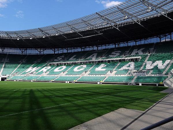 Wrocław, Śląsk Wrocław