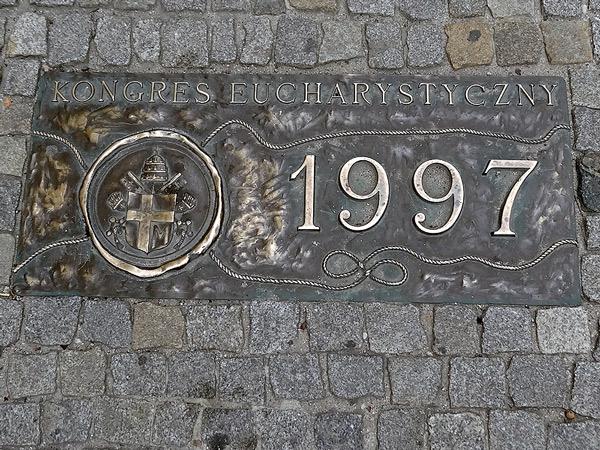 1997 Kongres Eucharystyczny