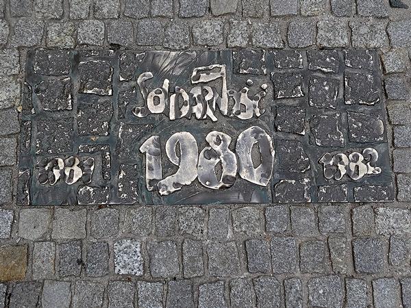 Zdjęcie - 1980 Solidarność