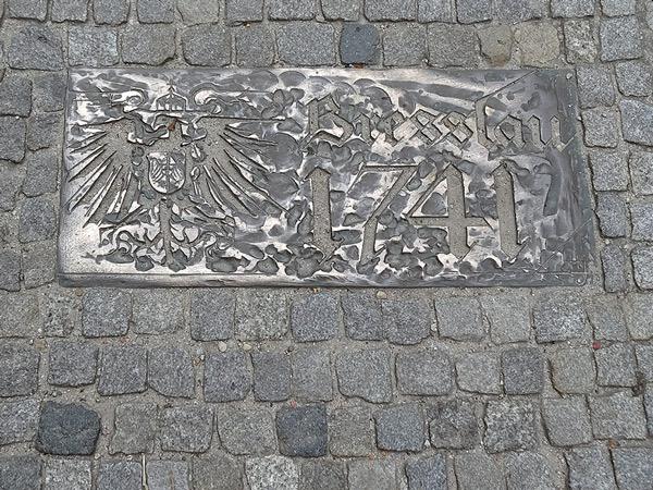 1741 Wrocław w rękach pruskich