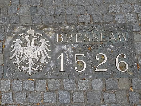 1526 miasto przechodzi pod panowanie Habsburgów