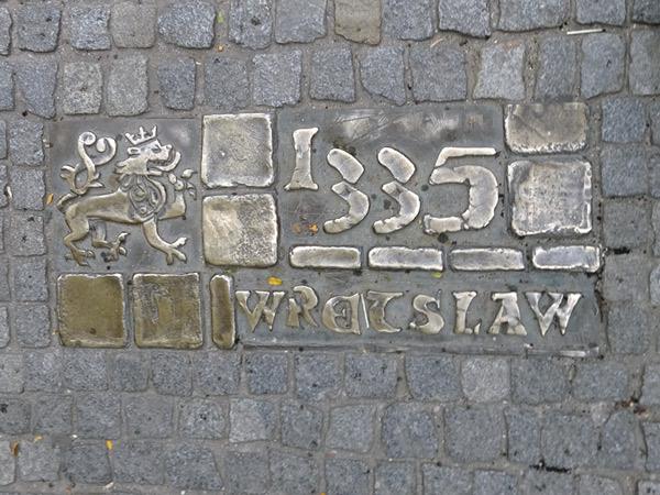 1335 Wrocław przechodzi do korony Czeskiej