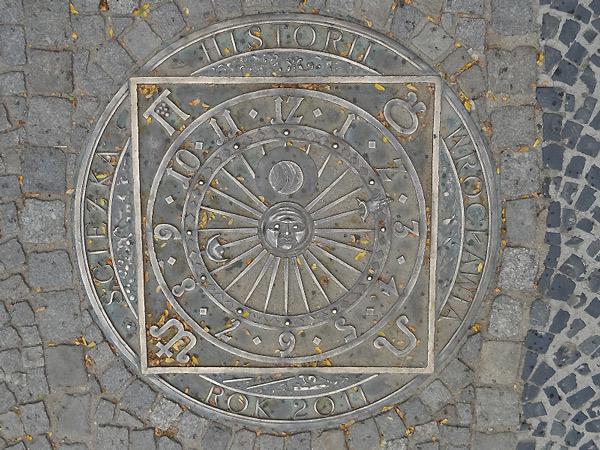 Ścieżka historii Wrocławia
