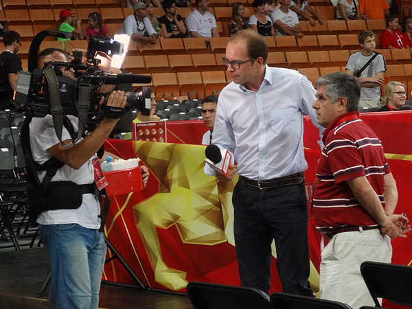 Wywiad z Raulem Lozano