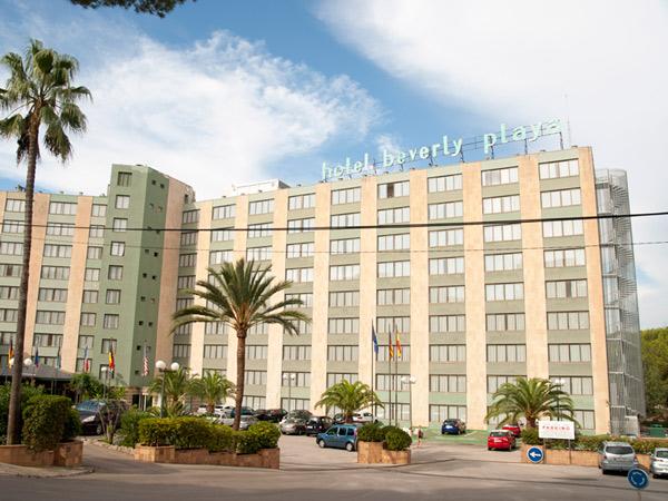 Zdjęcie - Hotel Beverly Playa