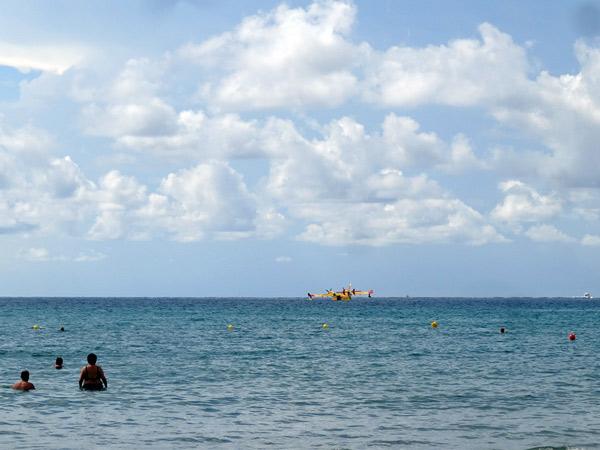 Zdjęcie - Wodolot na wodzie