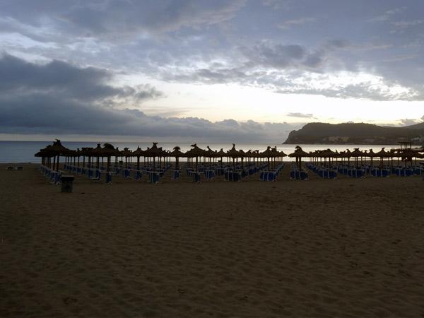 Plaża przy  Beverly