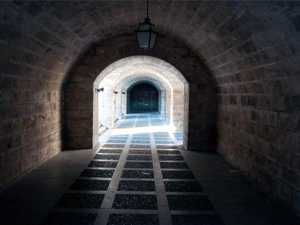 Po wyjściu z katedry