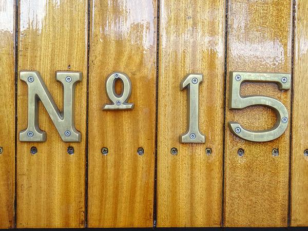 Wagon nr 15