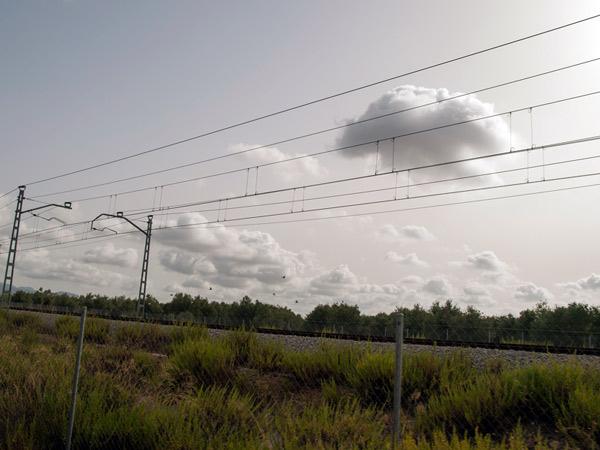 Pociąg Ferrocarril de Soller