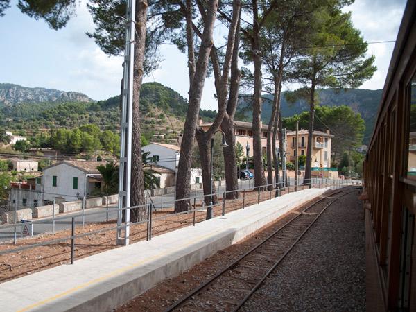 Zdjęcie - Pociąg Ferrocarril de Soller