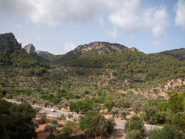 Zdjęcie - Góry Serra de Tramuntana