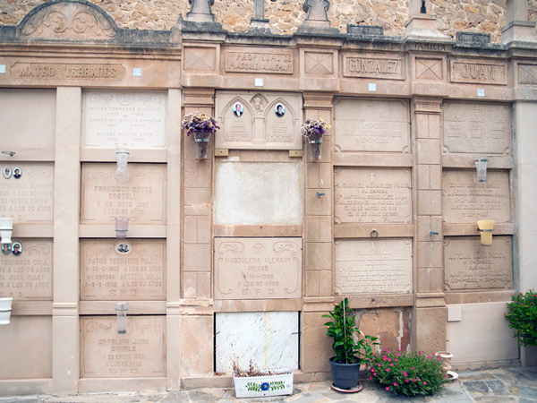 Cmentarz w Andratx