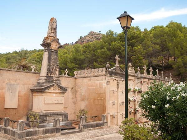 Zdjęcie - Cmentarz w Andratx