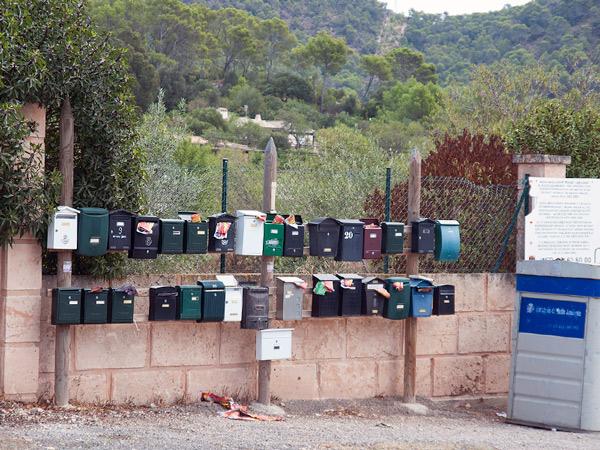 Skrzynki mailowe