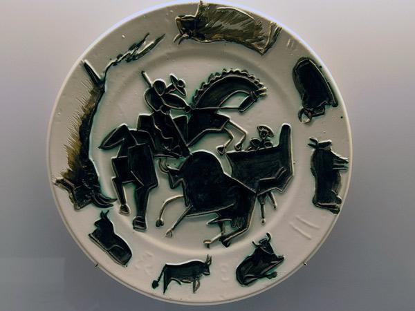 Zdjęcie - Ceramika Pablo Picasso
