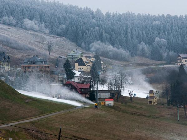 Zdjęcie - Armatki śnieżne